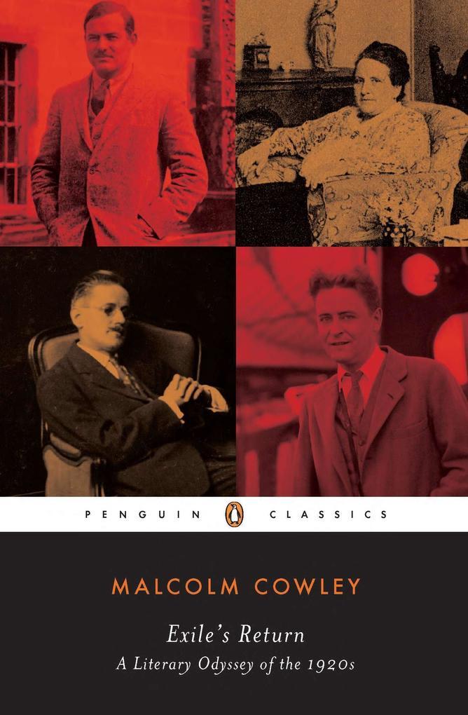 Exile's Return: A Literary Odyssey of the 1920s als Taschenbuch