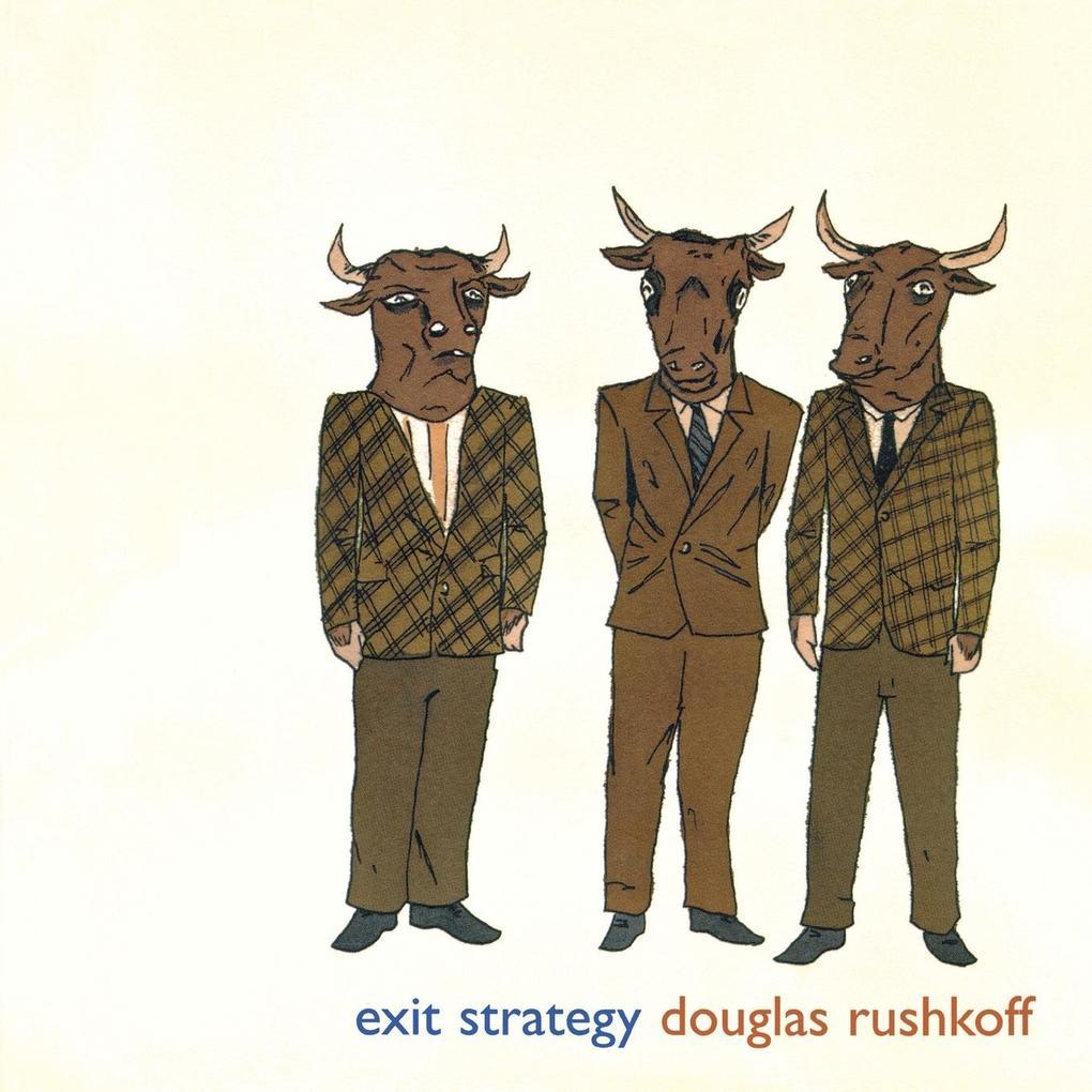Exit Strategy als Taschenbuch