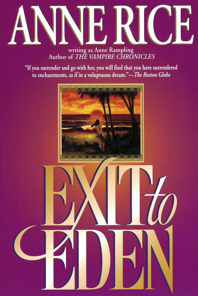 Exit to Eden als Taschenbuch