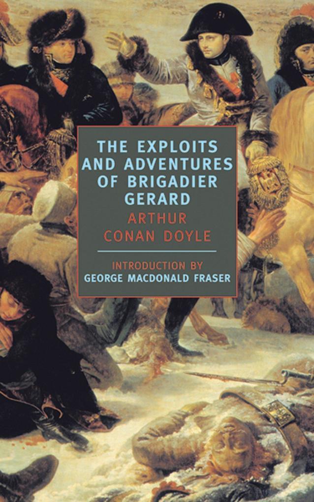 Exploits and Adventures of Brigadier Gerard als Taschenbuch