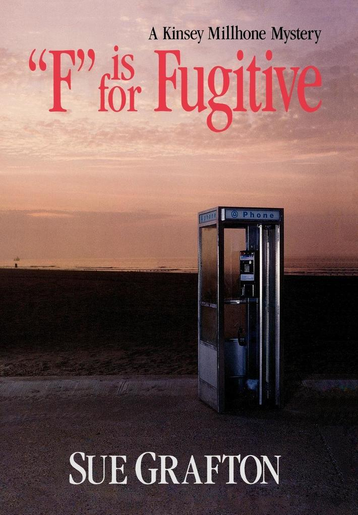 F Is for Fugitive als Buch