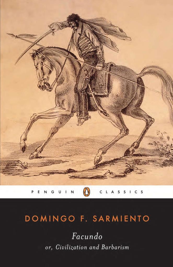 Facundo: Or, Civilization and Barbarism als Taschenbuch
