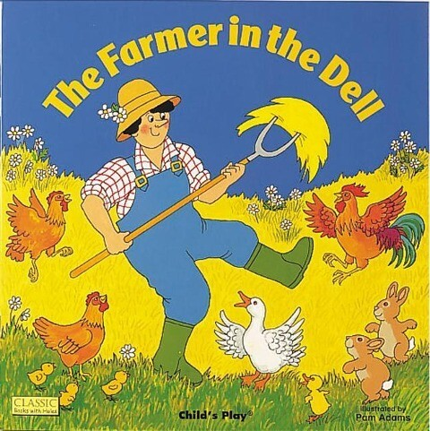 Farmer in the Dell als Buch