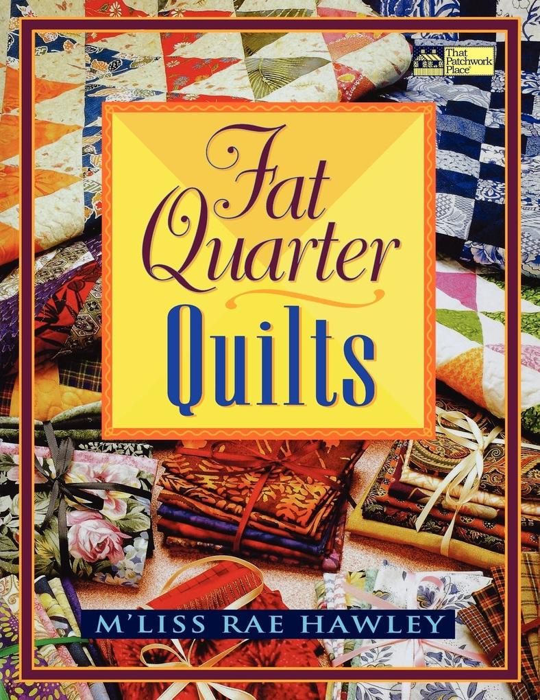 Fat Quarter Quilts Print on Demand Edition als Taschenbuch