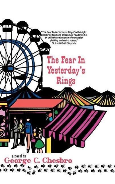 The Fear in Yesterday's Rings als Taschenbuch