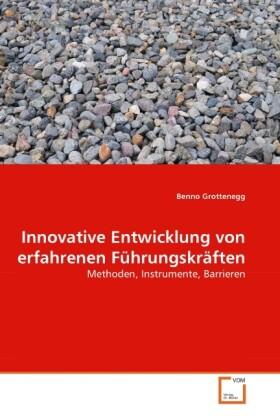 Innovative Entwicklung von erfahrenen Führungsk...
