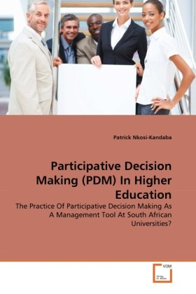 Participative Decision Making (PDM) In Higher E...