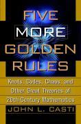 Five More Golden Rules als Buch