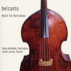 Belcanto-Musik Für Kontrabass