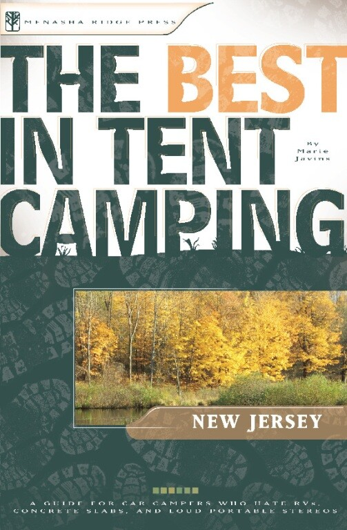 The Best in Tent Camping: New Jersey als eBook ...