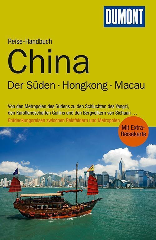 DuMont Reise-Handbuch Reiseführer China Der Süd...