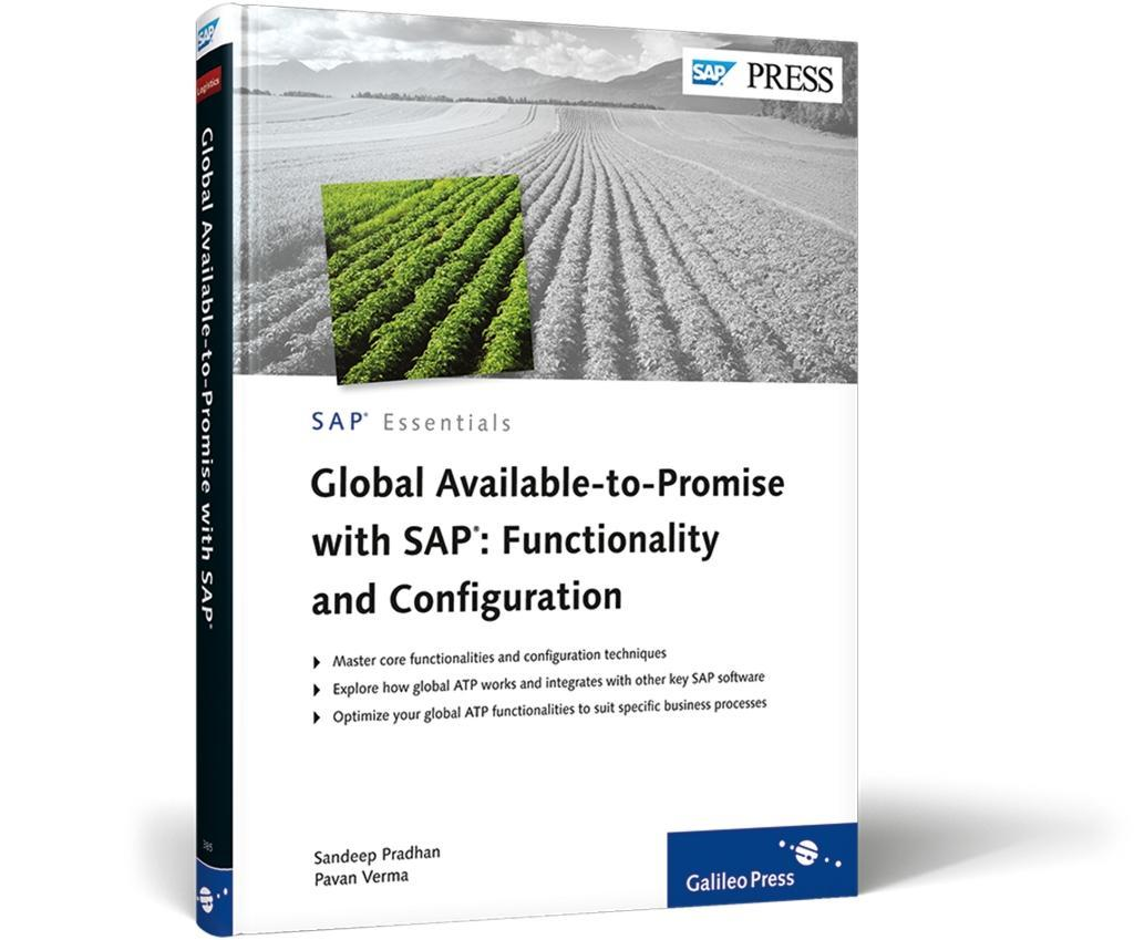 Global Available-to-Promise with SAP: Functiona...