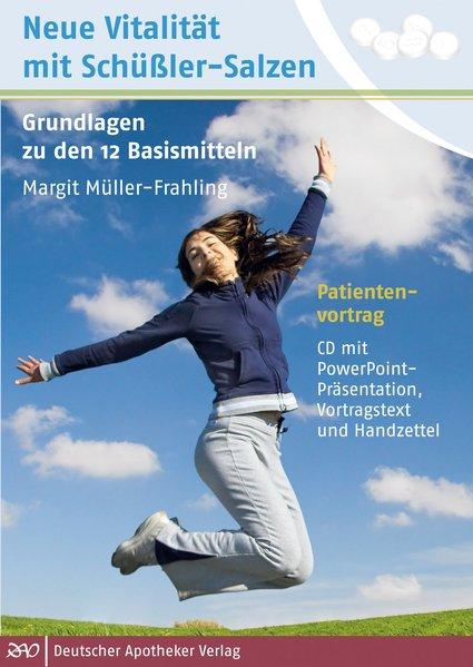Patientenvortrag: Neue Vitalität mit Schüßler-S...