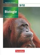 Biologie 9./10. Schuljahr. Schülerbuch. Regelschule Thüringen