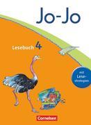 Jo-Jo Lesebuch - Aktuelle allgemeine Ausgabe. 4. Schuljahr - Schülerbuch