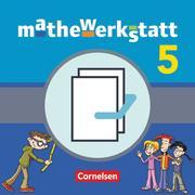 mathewerkstatt 5. Schuljahr. Schülerbuch inkl. Rechenbausteine - Training. Mittlerer Schulabschluss