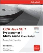 OCA Java SE 7 Progammer 1 Study Guide