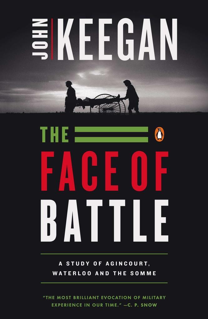 The Face of Battle als Taschenbuch