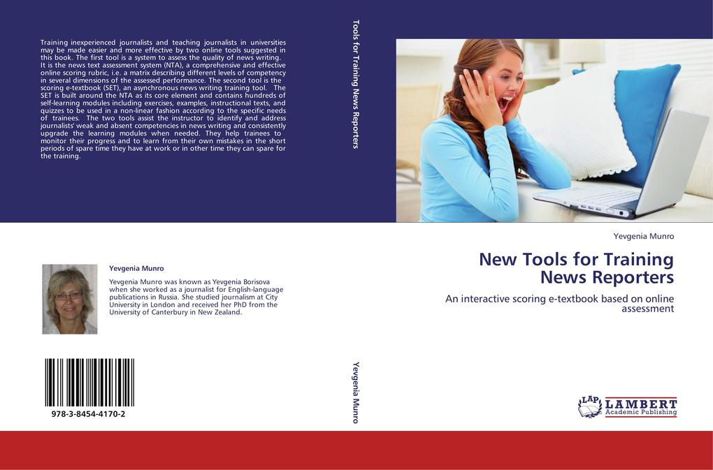 New Tools for Training News Reporters als Buch ...