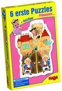 6 Erste Puzzles Prinzessin