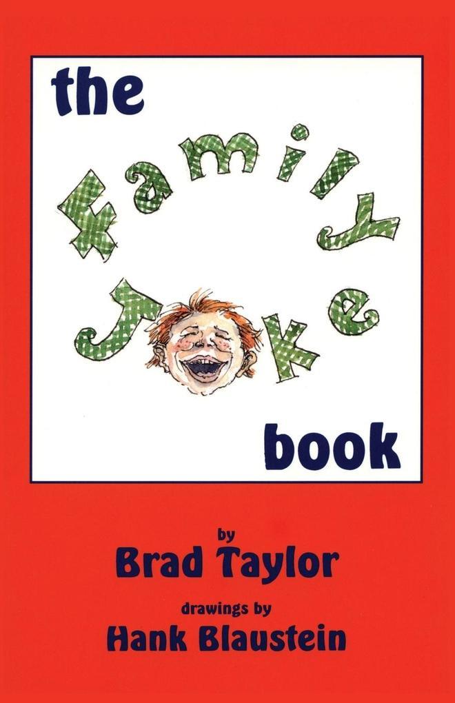 The Family Joke Book als Buch