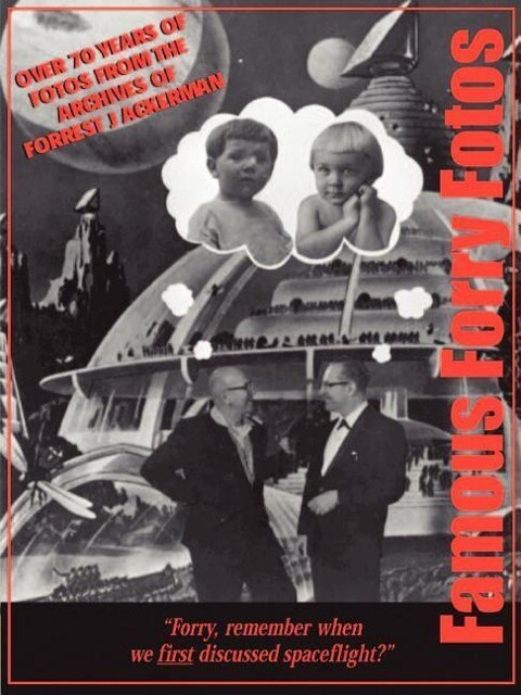 Famous Forry Fotos: Over 70 Years of AckerMemories als Taschenbuch