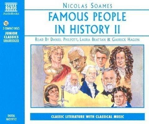 Famous People in History als Hörbuch