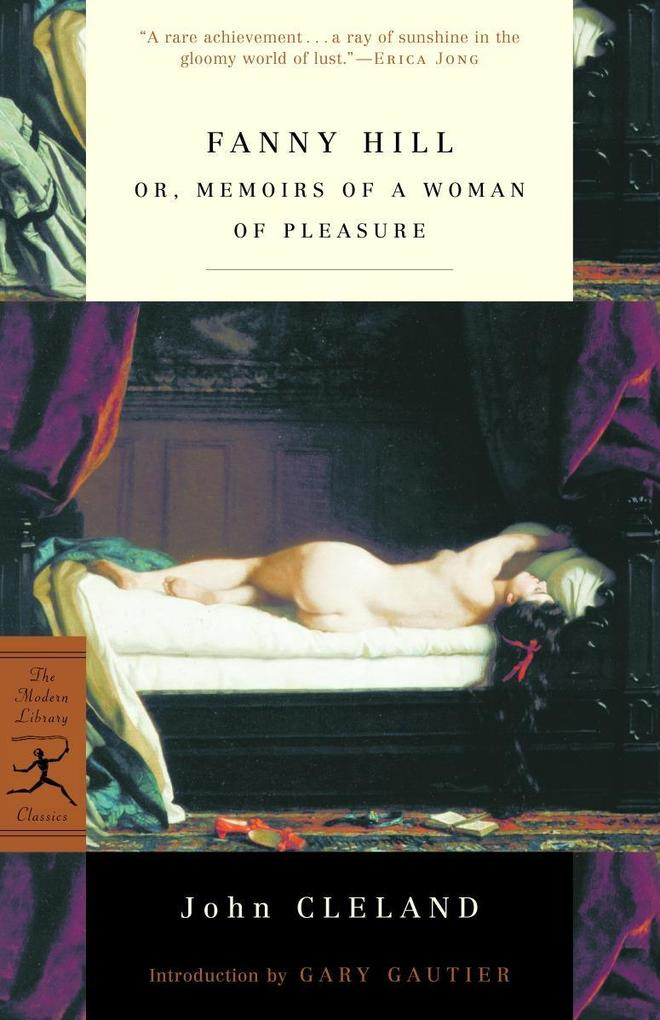 Fanny Hill: Or, Memoirs of a Woman of Pleasure als Taschenbuch