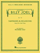 Billy Joel - Fantasies & Delusions: Music for Solo Piano, Op. 1-10 als Taschenbuch