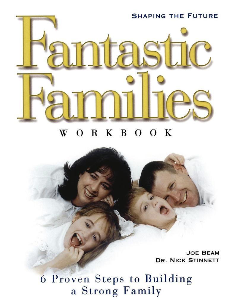 Fantastic Families Work Book als Taschenbuch