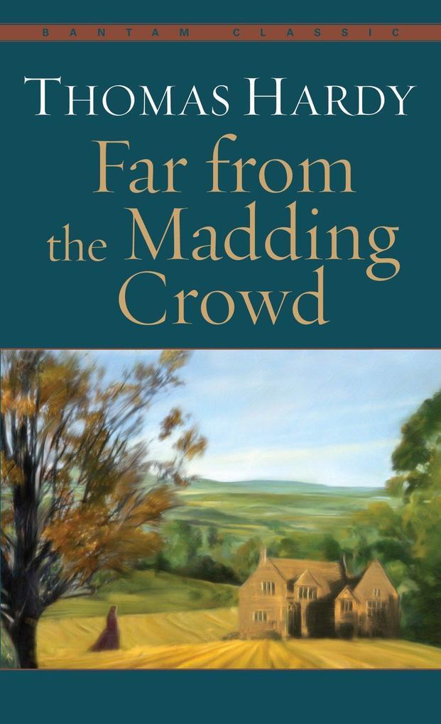 Far From the Madding Crowd als Taschenbuch