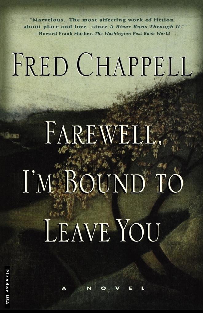 Farewell, I'm Bound to Leave You als Taschenbuch