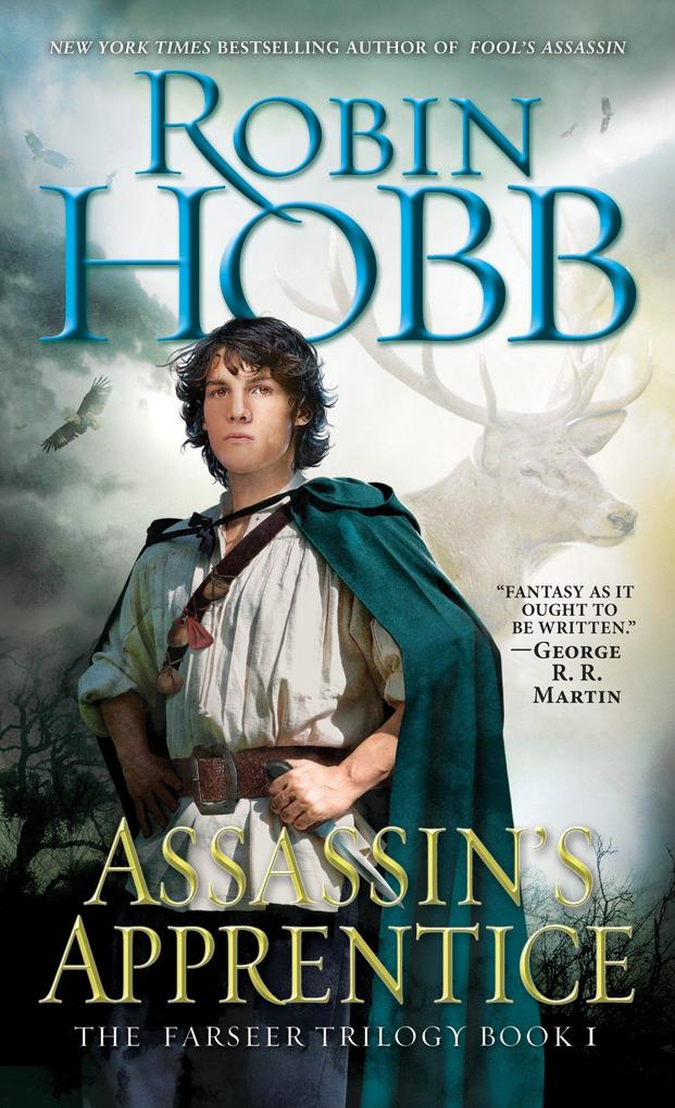 Assassin's Apprentice: The Farseer Trilogy Book 1 als Taschenbuch