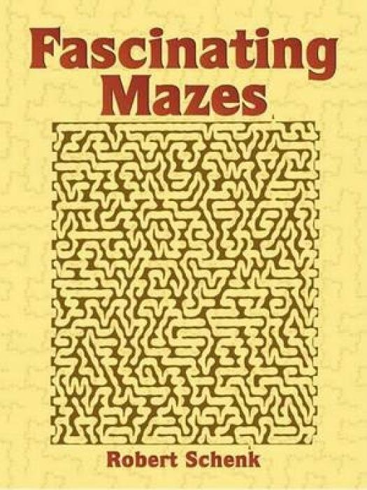 Fascinating Mazes als Taschenbuch