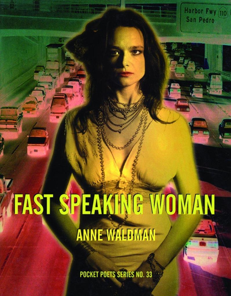 Fast Speaking Woman als Taschenbuch