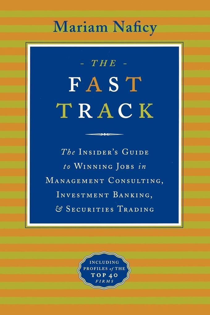 The Fast Track als Taschenbuch