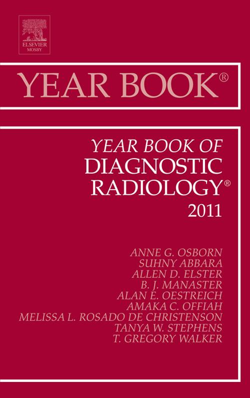 Year Book of Diagnostic Radiology 2011 - E-Book...