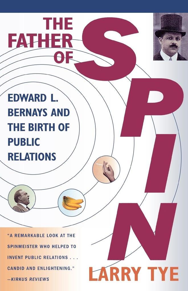 The Father of Spin als Taschenbuch