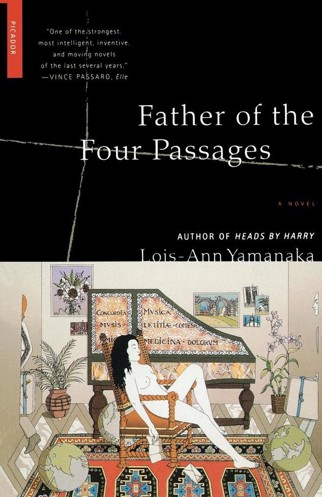 Father of the Four Passages als Taschenbuch