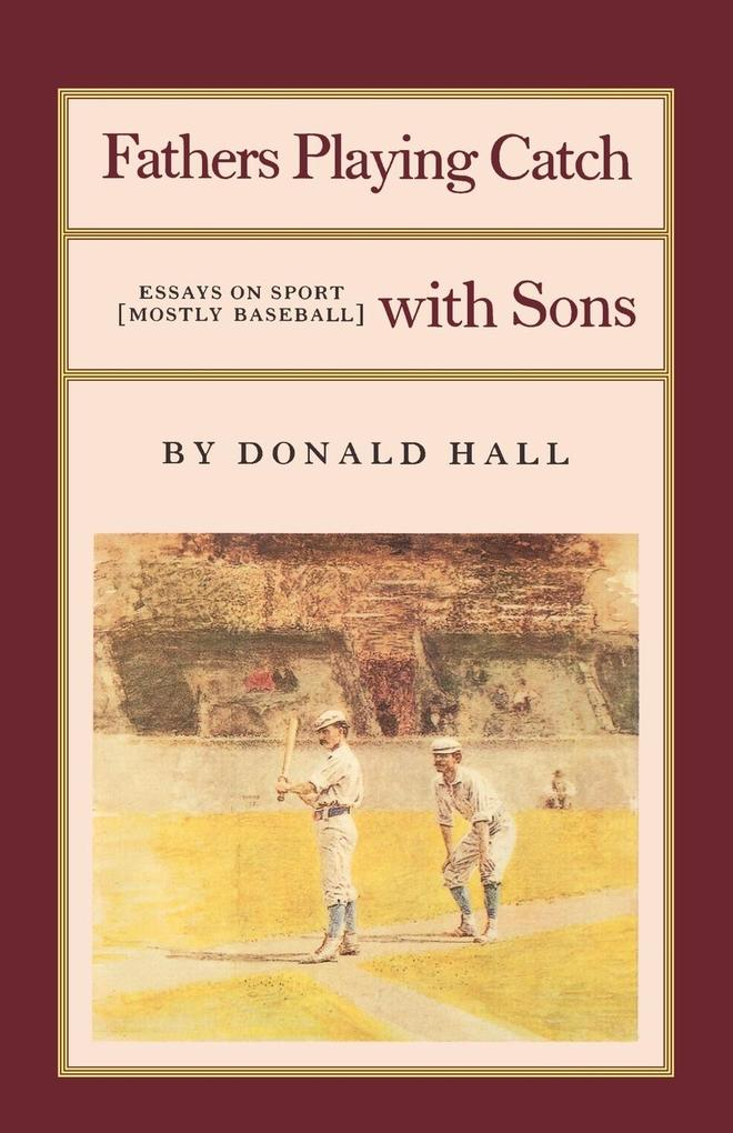 Fathers Playing Catch with Sons als Taschenbuch