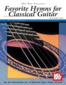 Favorite Hymns for Classical Guitar als Taschenbuch