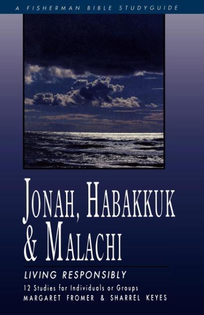 Jonah, Habakkuk, and Malachi als Taschenbuch