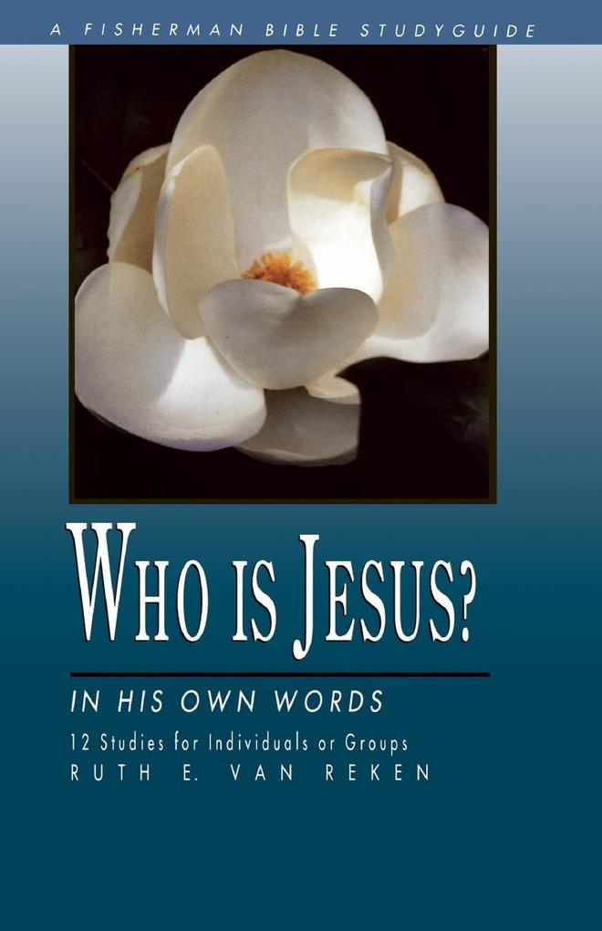 Who Is Jesus? als Taschenbuch