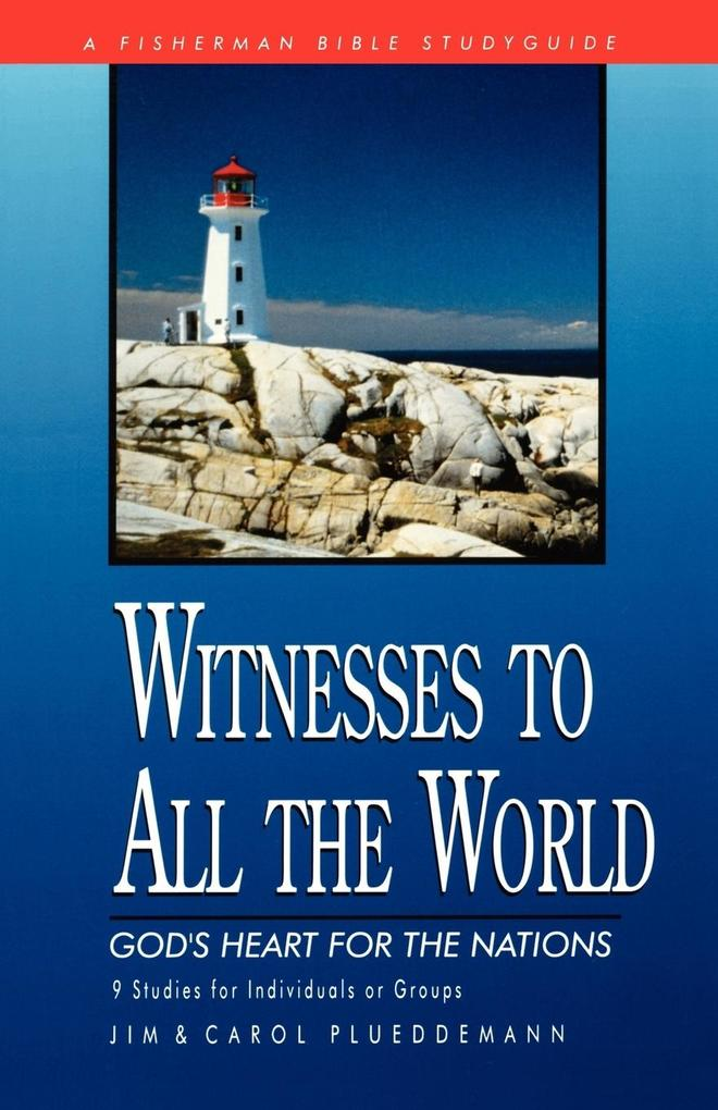 Witnesses to All the World als Taschenbuch
