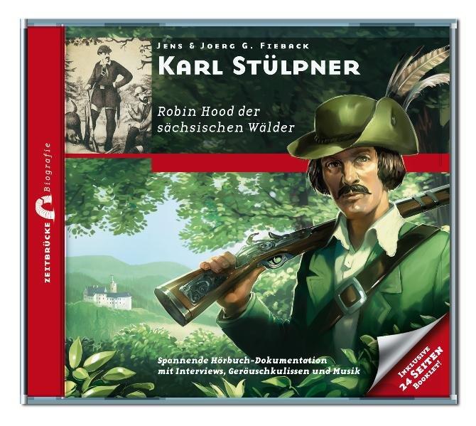 Karl Stülpner, 1 Audio-CD als Hörbuch CD von Je...