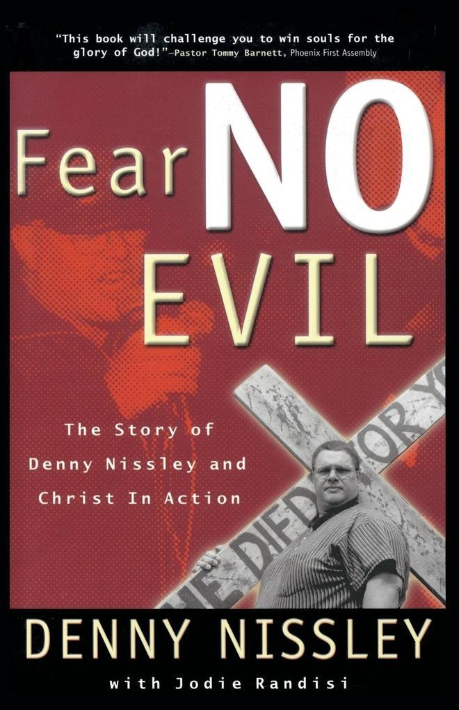 Fear No Evil als Taschenbuch