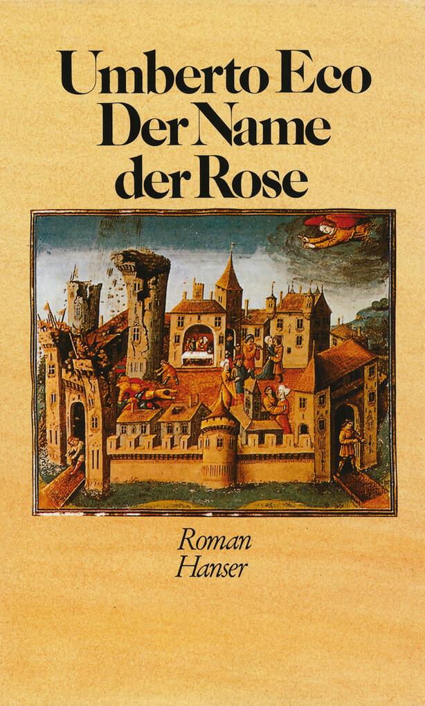 Der Name der Rose als eBook