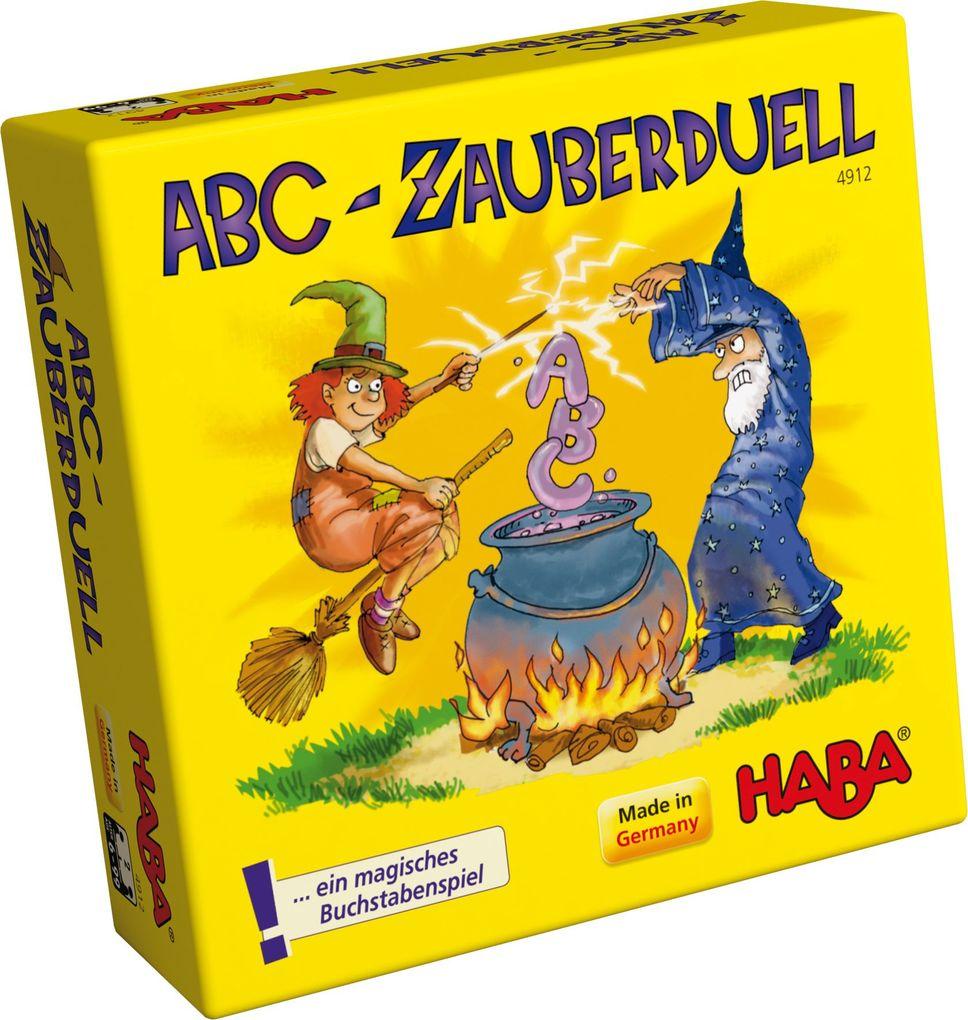 ABC - Zauberduell als Spielware