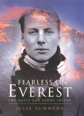 Fearless on Everest: The Quest for Sandy Irvine als Taschenbuch