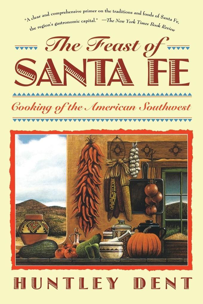 Feast of Santa Fe als Taschenbuch